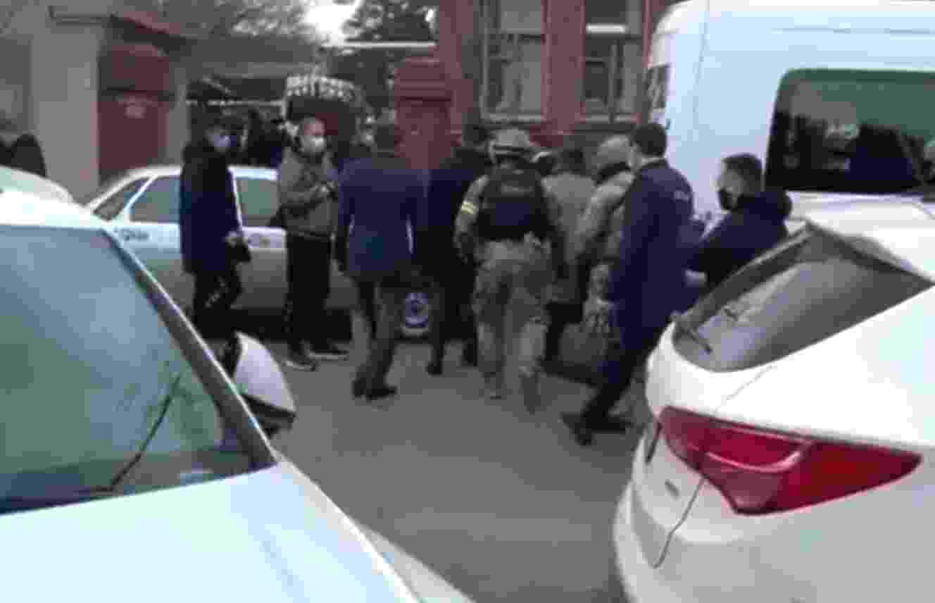 Силовики пришли с обысками в краевой Роспотребнадзор