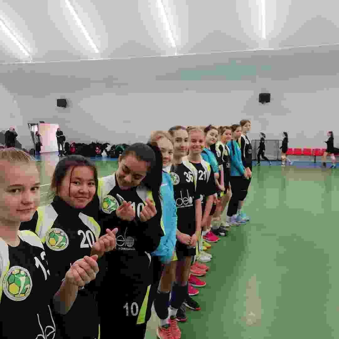 Новороссийский гандбол вернул себе лидерские позиции на Юге России