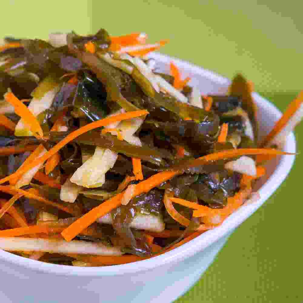 Рецепт дня. Салат «Дальневосточный»