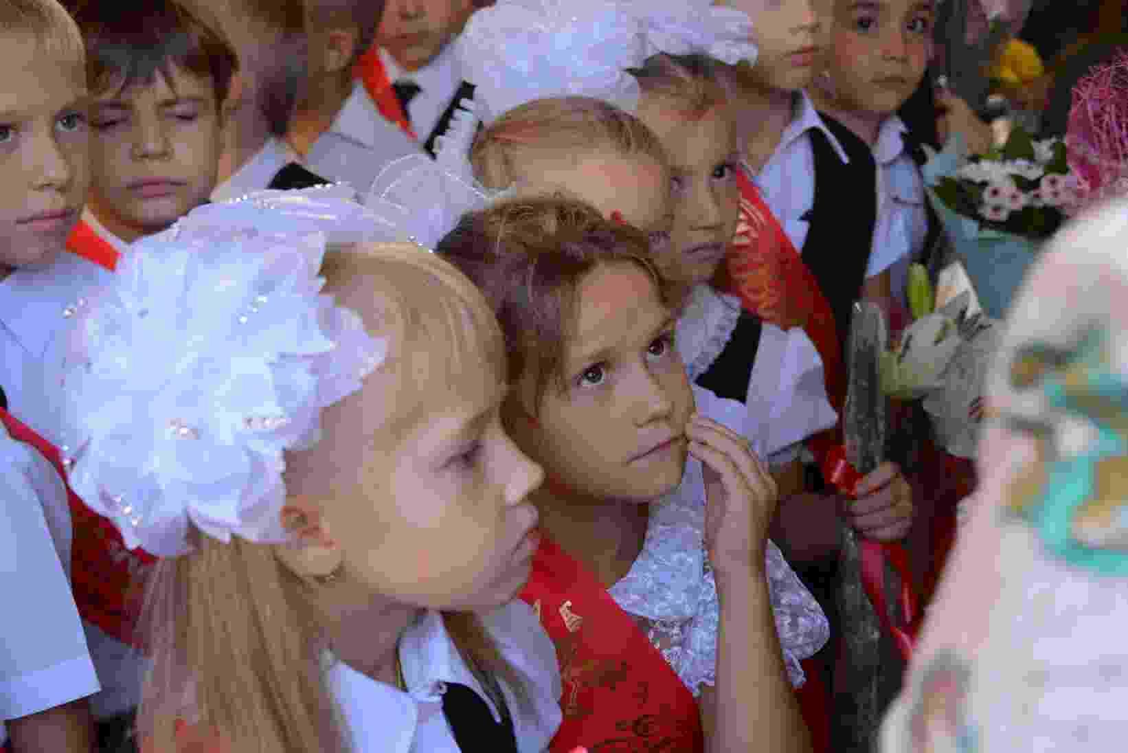 В Новороссийске, в школе №34 появился класс 1 «П»