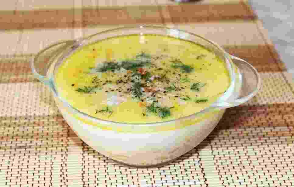 Рецепт дня. Тыквенный суп-пюре