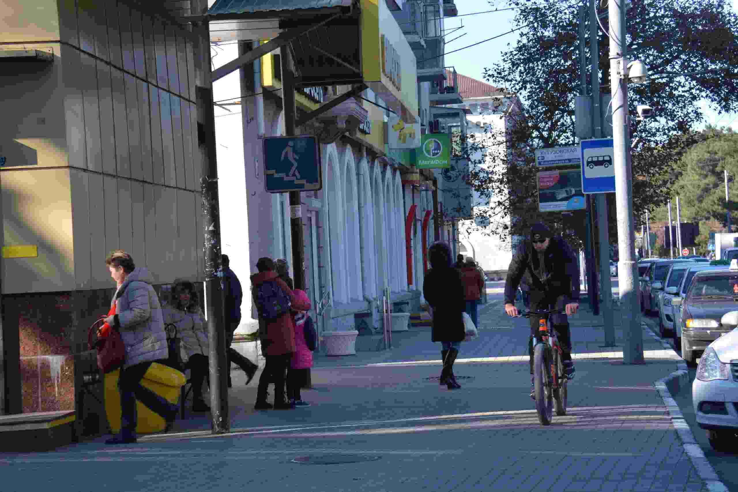 В Новороссийске в рамках нацпроекта отремонтируют велодорожки