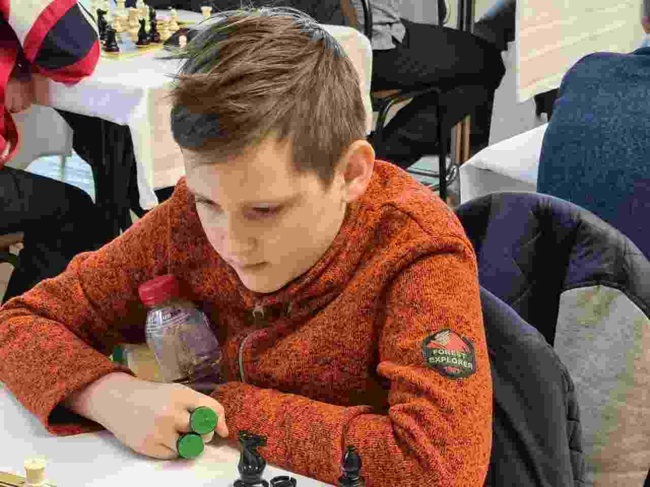 В Новороссийске шахматный турнир закончился сенсацией: королем стал подросток