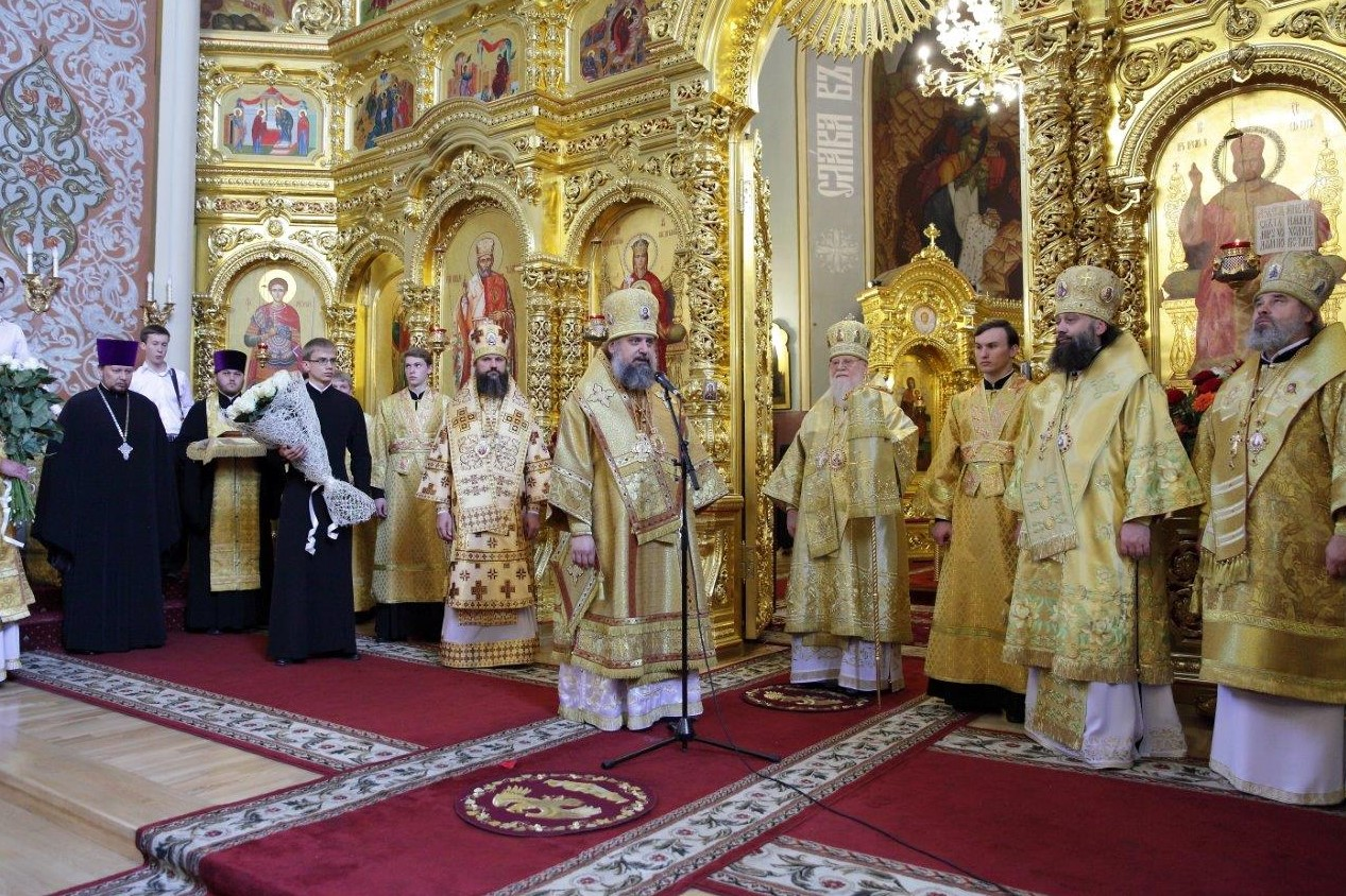 На Кубани новый митрополит