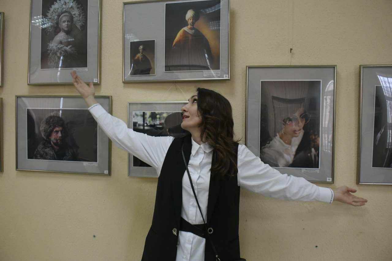 Фотохудожник из Новороссийска «оживляет» старинные портреты
