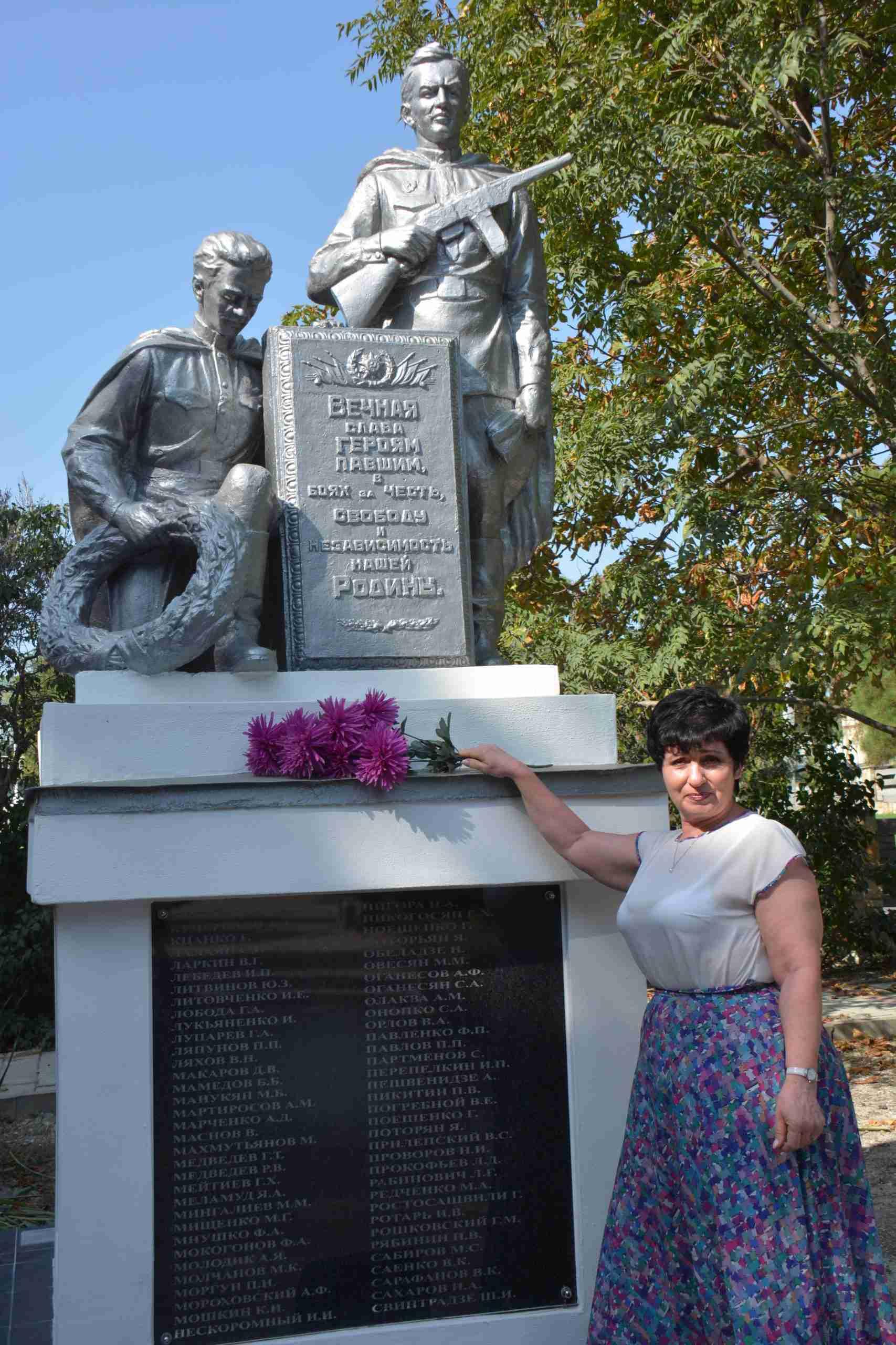 Память Новороссийска. Что скрывает плита братской могилы…