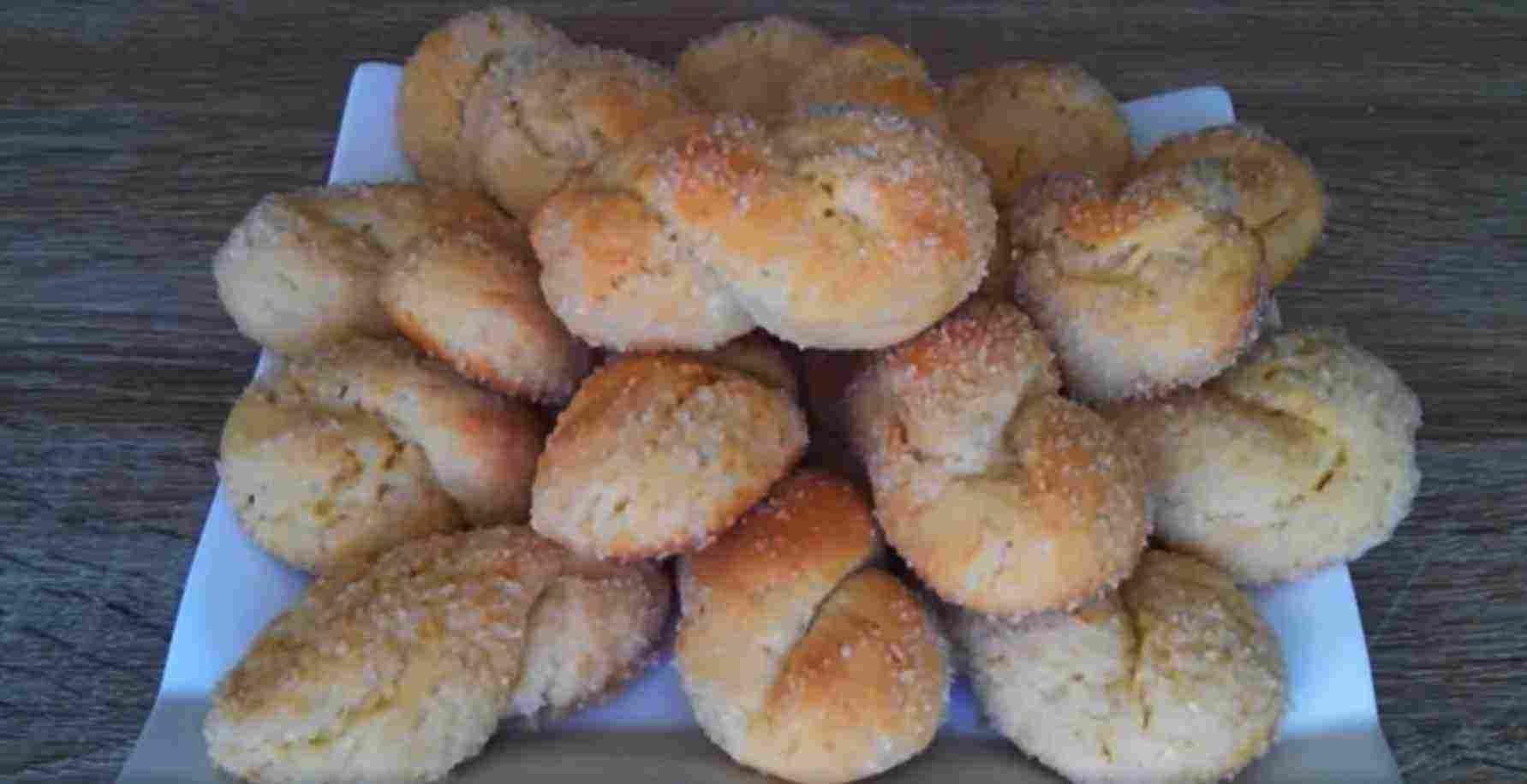 Рецепт печенья на кефире. Просто и вкусно