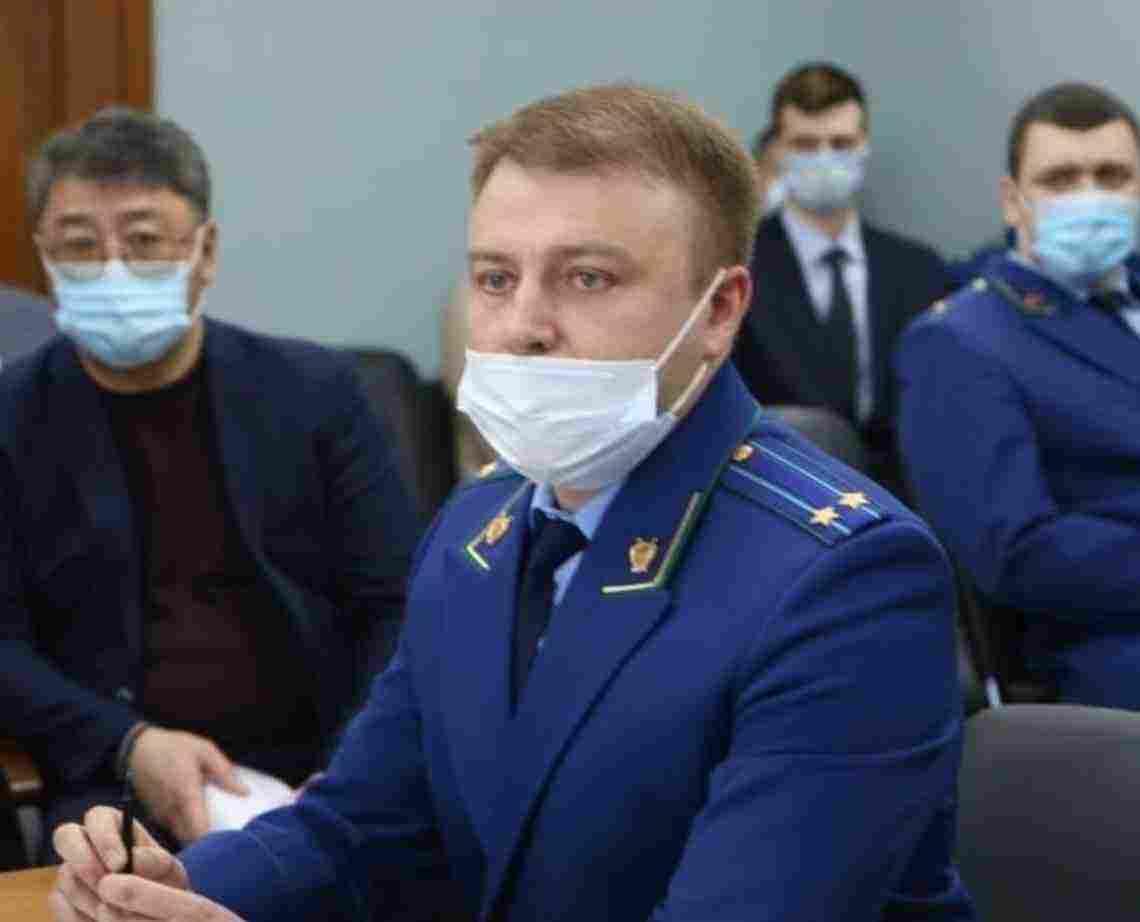 В Новороссийске новый транспортный прокурор
