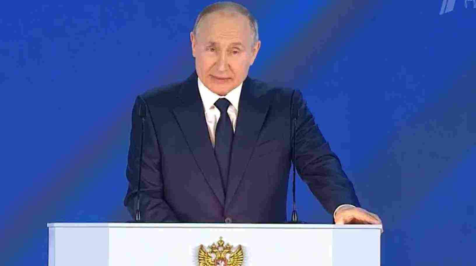 Президент Владимир Путин предложил новые меры поддержки семей с детьми
