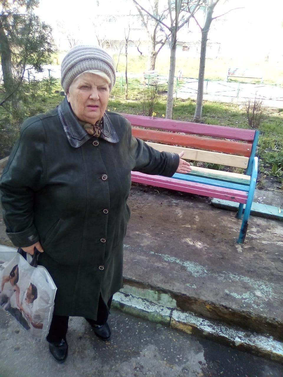 В Новороссийске причиной соседских войн стала скамейка