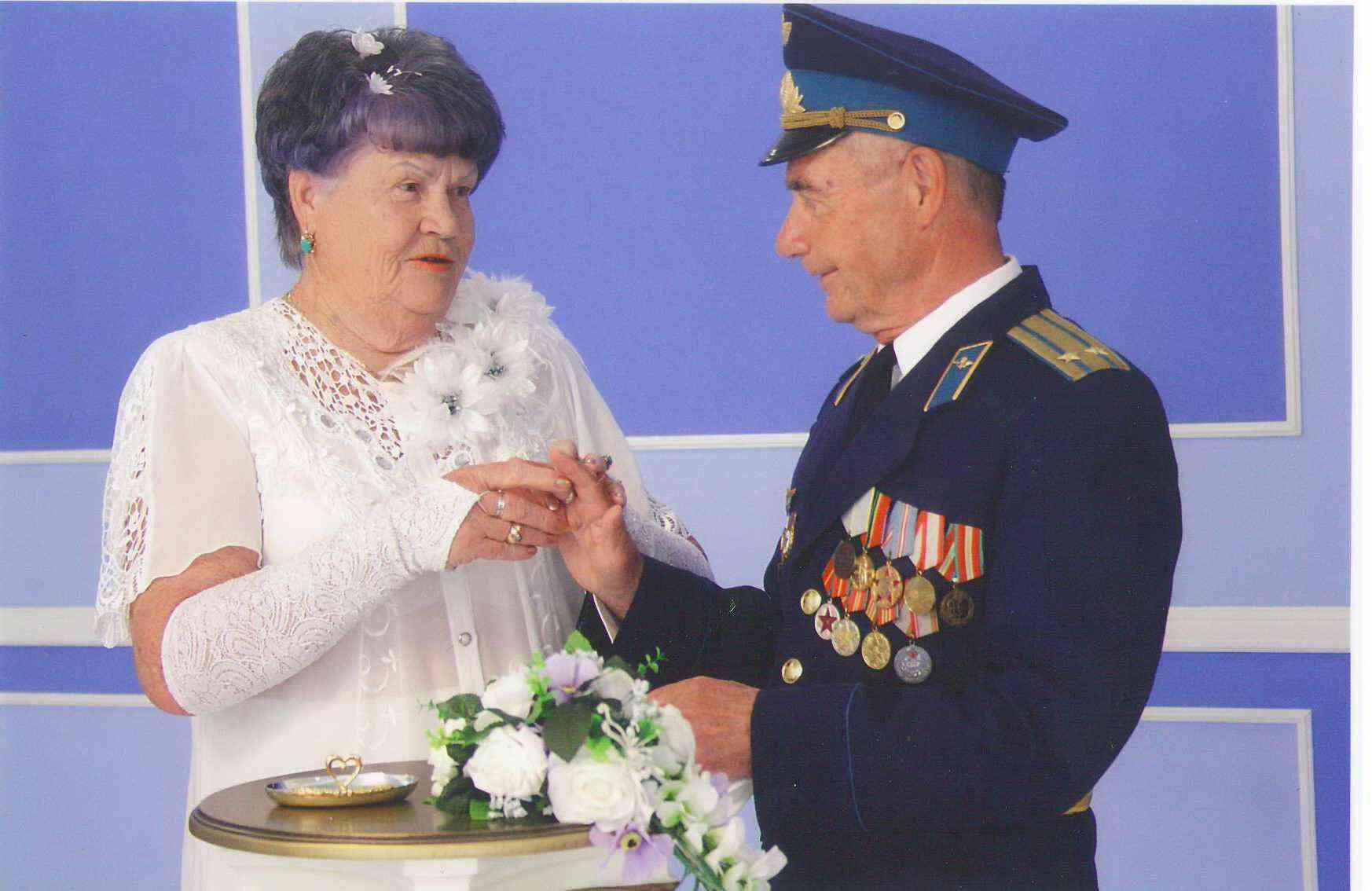 В Новороссийске 60 лет назад сыграли «космическую» свадьбу