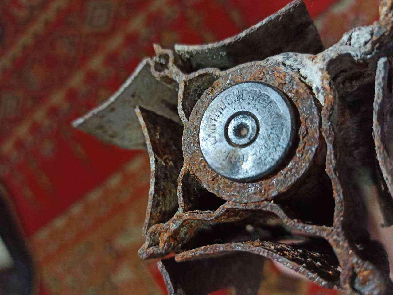 В Новороссийске на пепелище Колдуна взорвалась итальянская мина