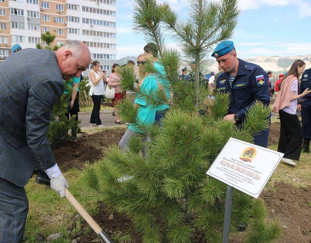 В Новороссийске заложили память на ближайшую тысячу лет