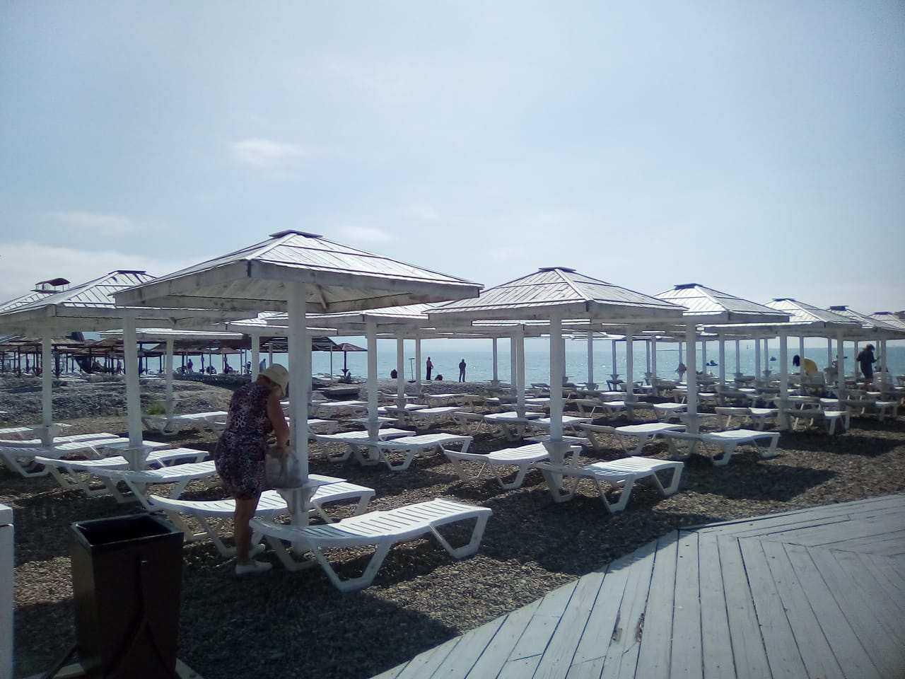 Готовы ли пляжи Новороссийска к курортному сезону?