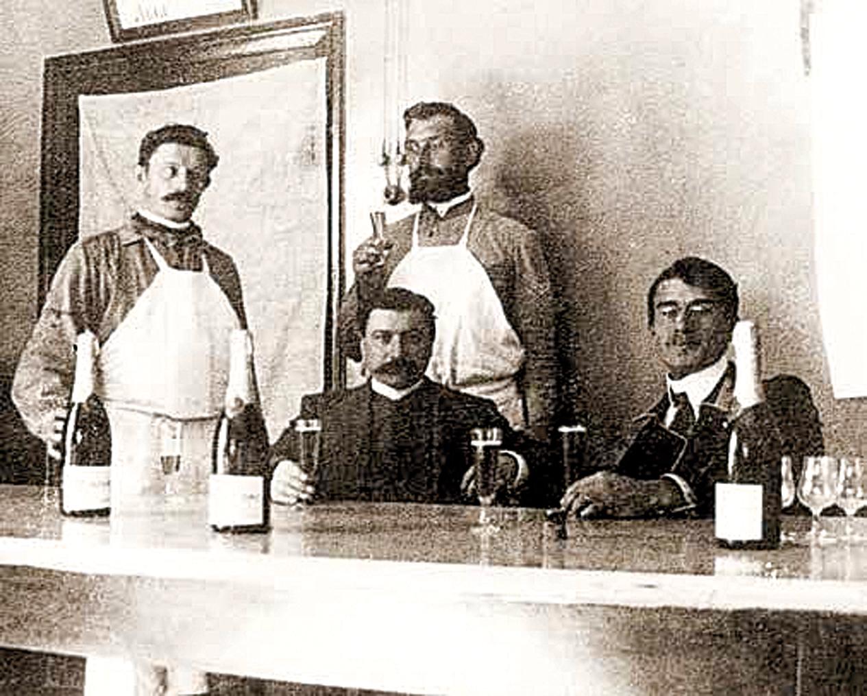 Абрау-Дюрсо: малая родина великого шампаниста