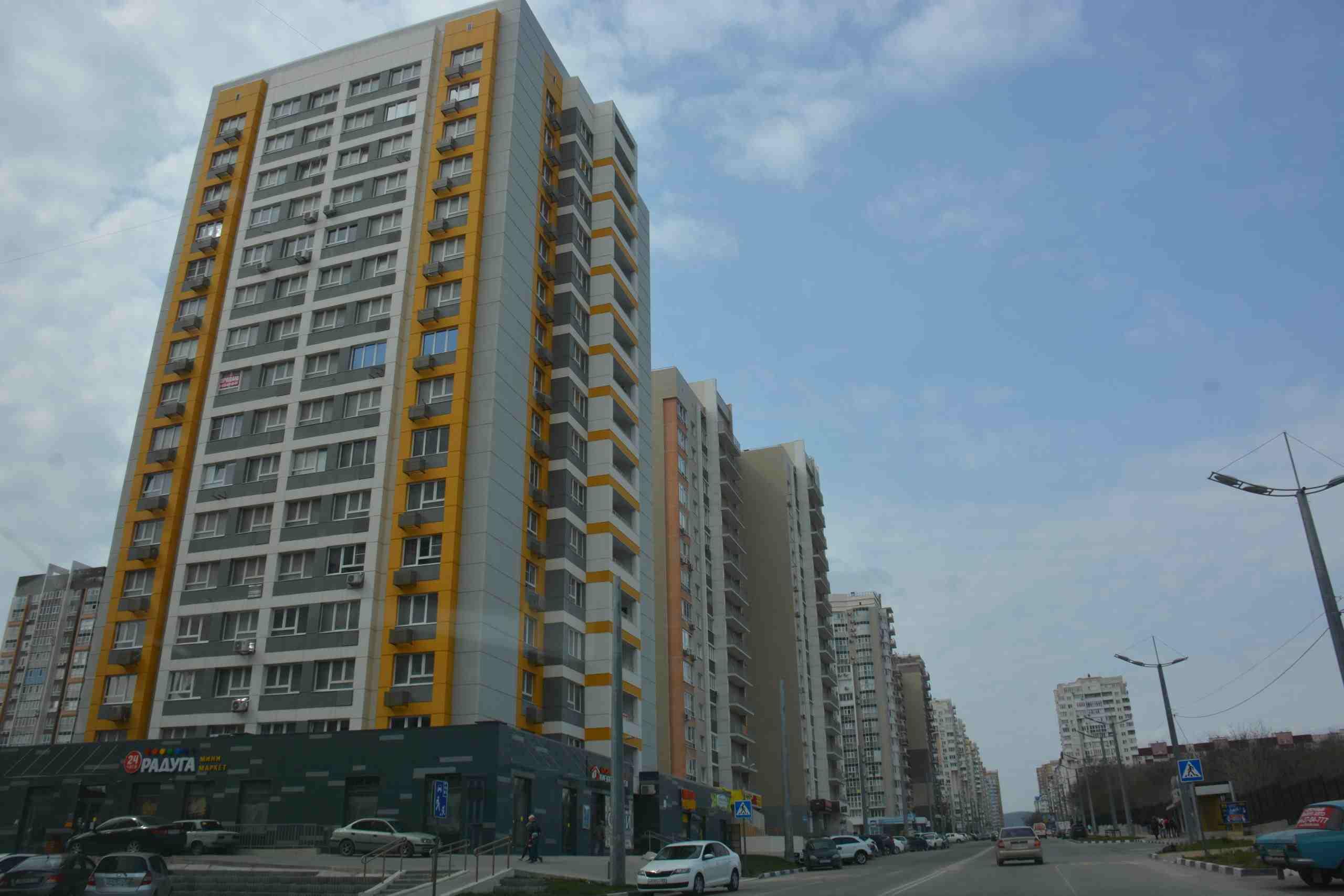 Почему в Новороссийске «квадраты» такие дорогие и нельзя ли ввести мораторий для приезжающих?