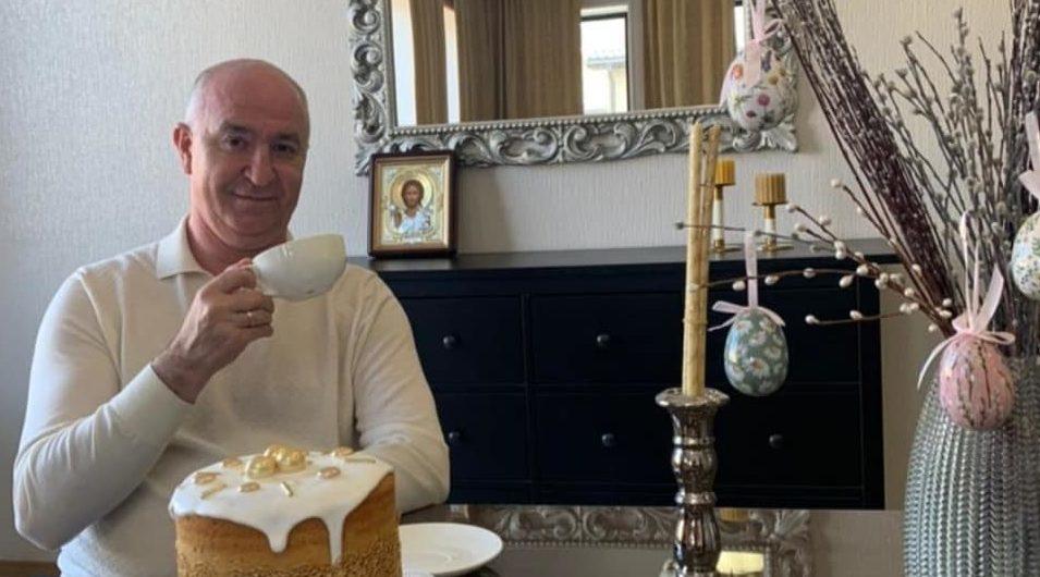Глава города Игорь Дяченко поздравил новороссийцев со Светлым Христовым Воскресением