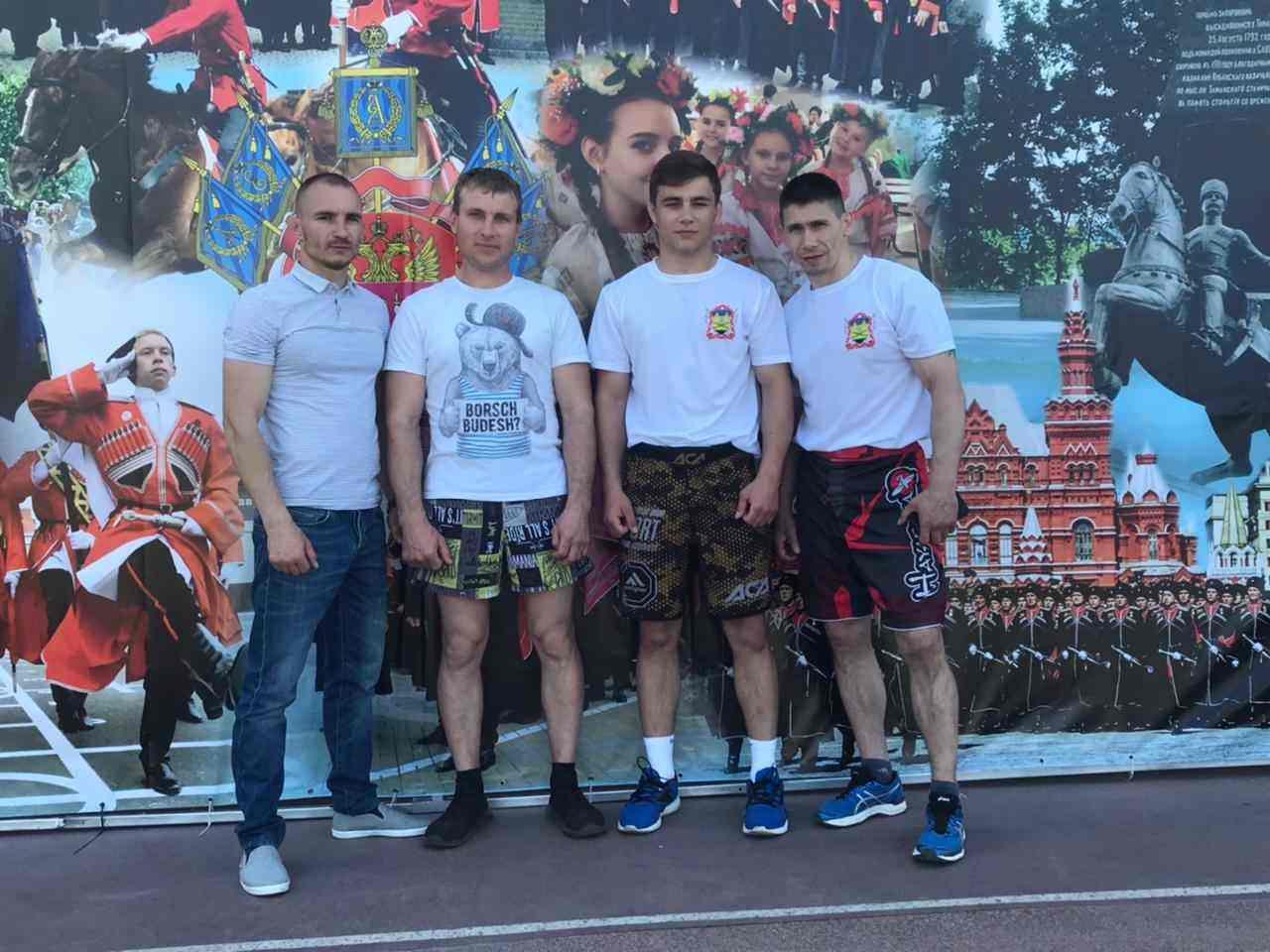Новороссийские казаки – на первом месте в ГТО. В чем секрет?