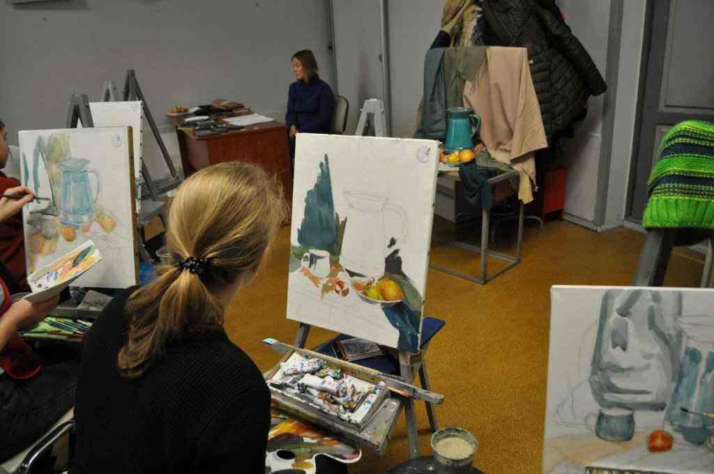Новороссийская художественная школа стала экспериментальной площадкой в художественном образовании
