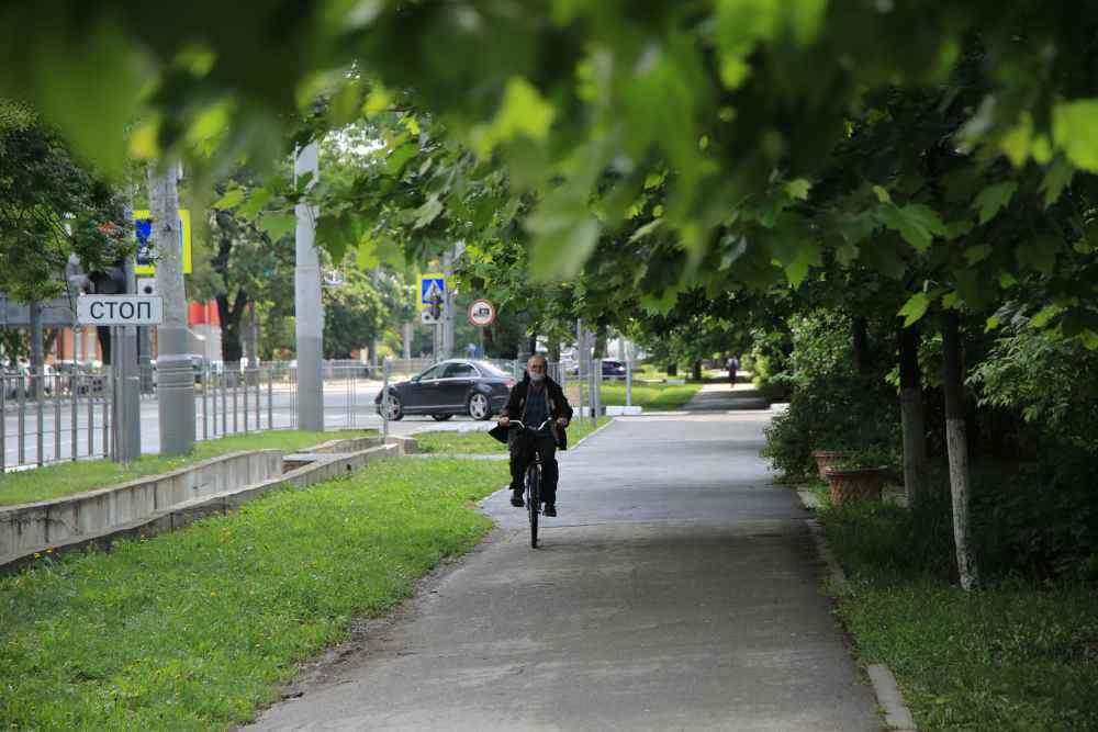 Какими будут велодорожки в Новороссийске? Властям важно услышать мнение жителей