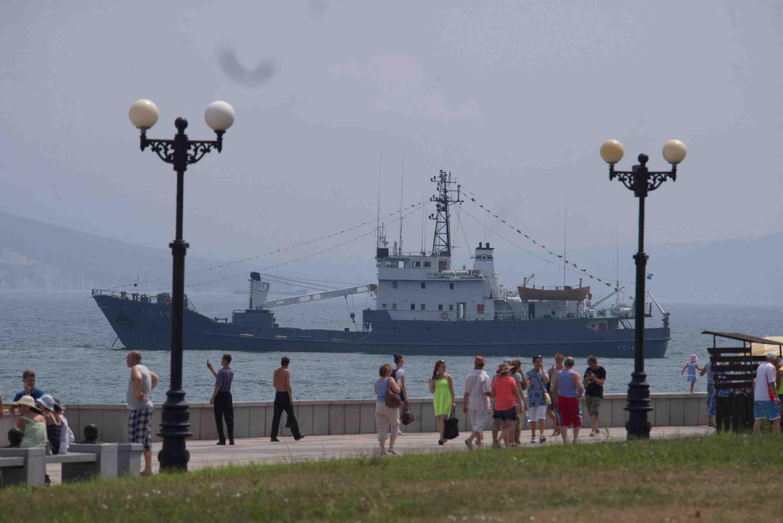 На набережной Новороссийска столкнулись электросамокаты. Это ДТП?
