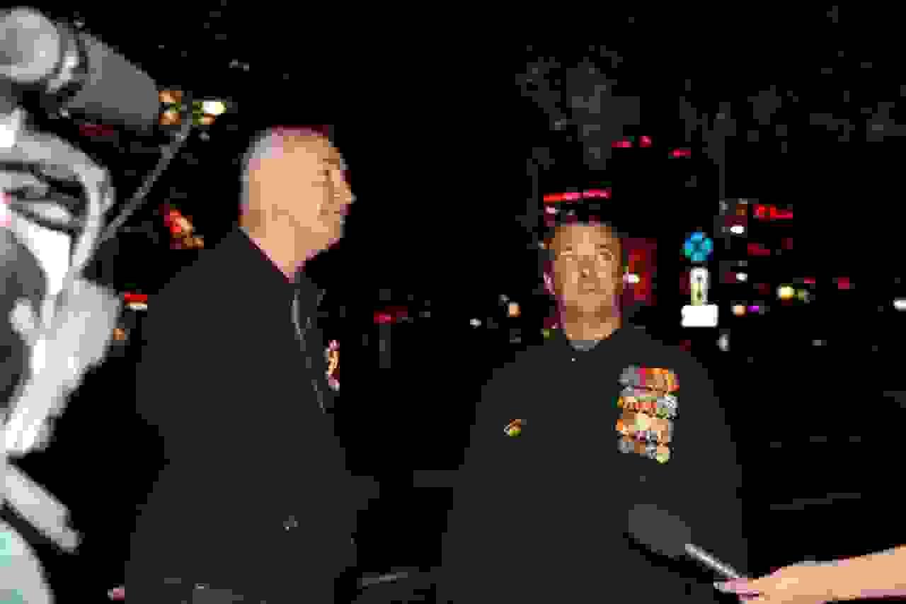 Танк Т-34, долгое время стоявший на Волчьих воротах, проехал по главной улице Новороссийска