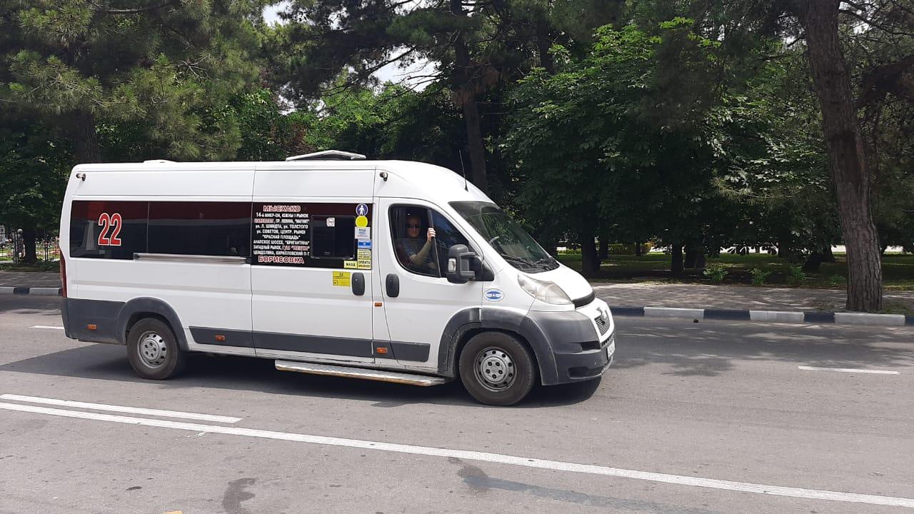 Кондиционеры в маршрутках Новороссийска практически не работают!
