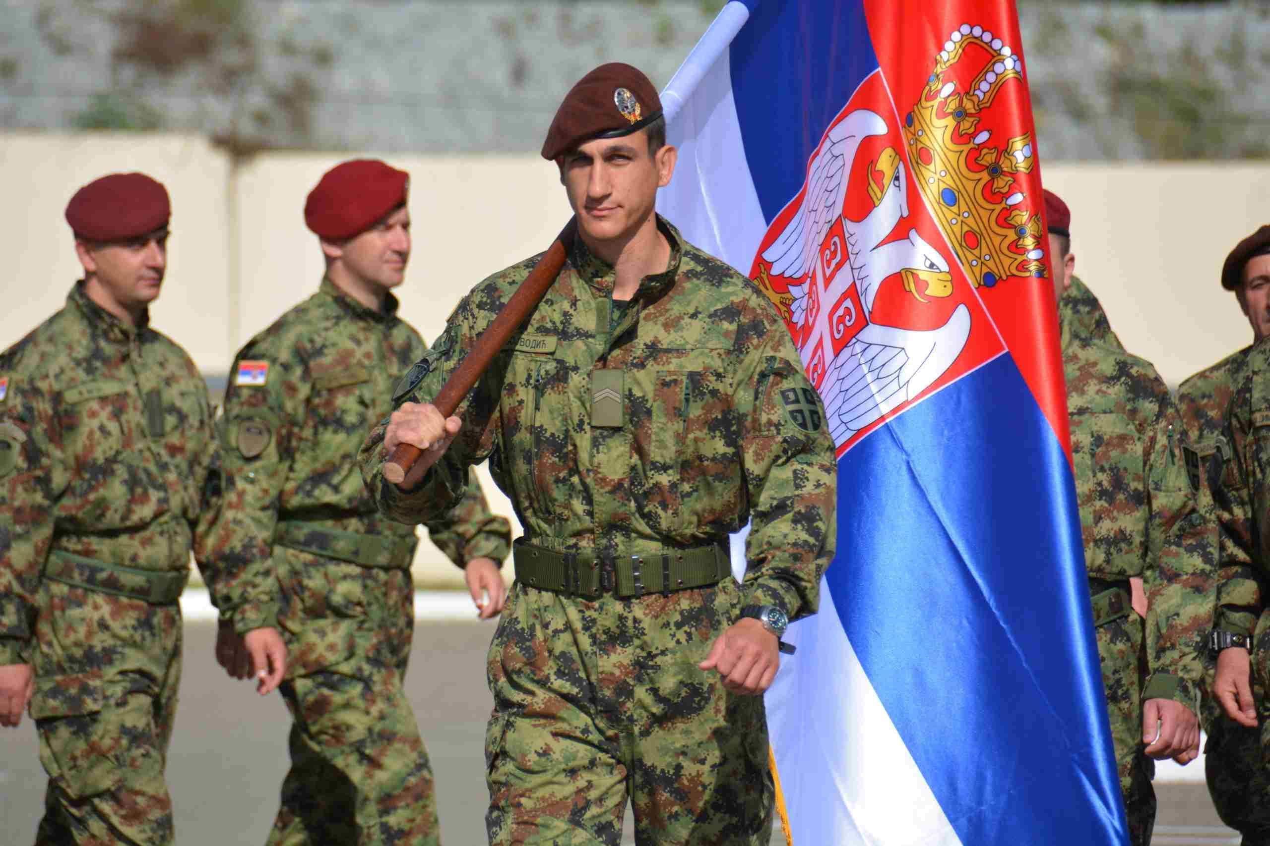 Белорусские и сербские военные прибыли в Новороссийск на учения «Славянское братство-2021»