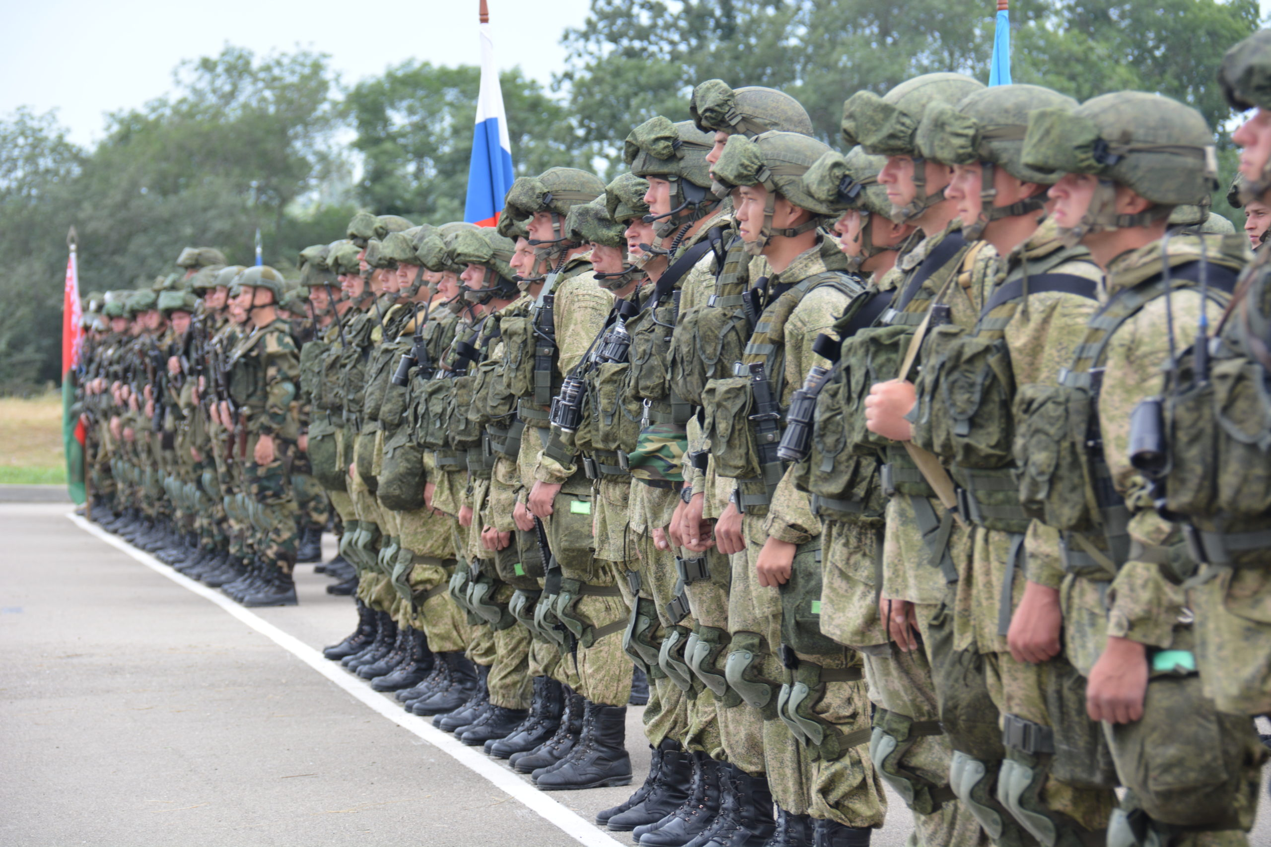 В Новороссийске началась активная фаза международных учений «Славянское братство-2021»
