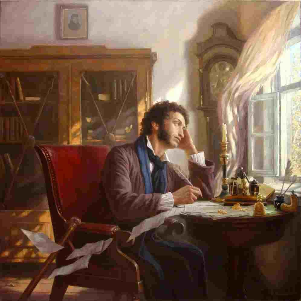 6 июня весь мир отмечает день рождения Александра Сергеевича Пушкина