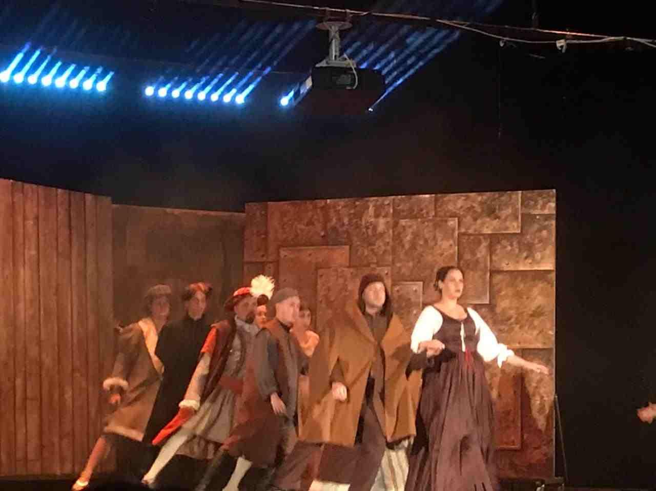 В Новороссийске продолжается фестиваль «Театральная гавань». Сегодня дают «Эзопа»