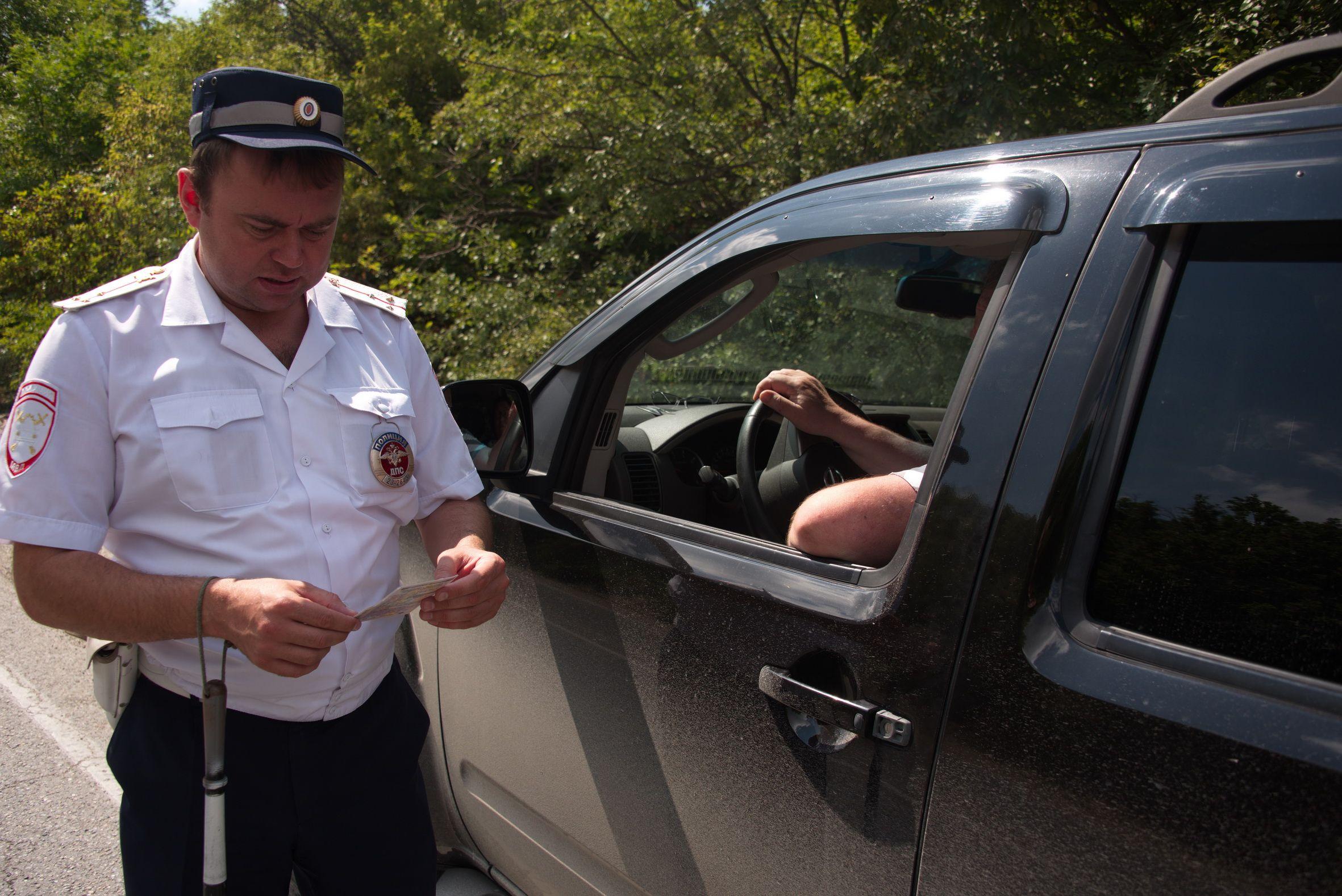 Новороссийские госавтоинспекторы смогут моментально определять пьяных водителей