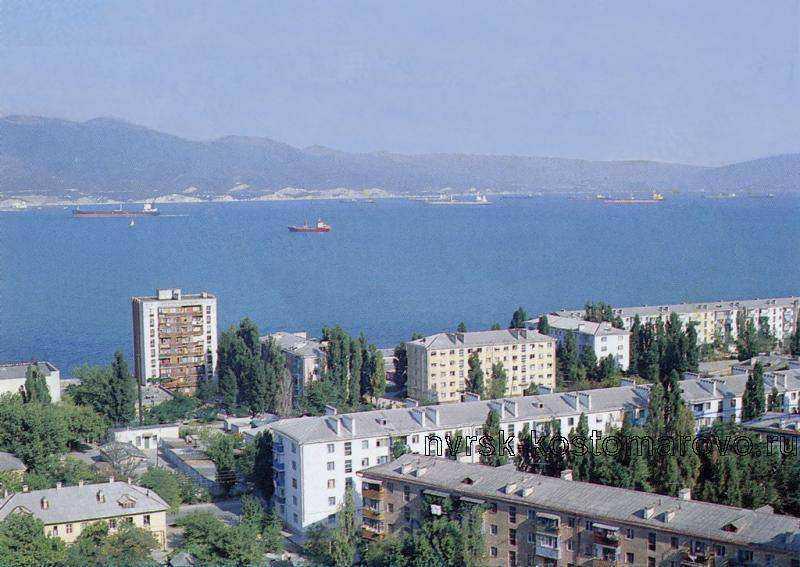 Новороссийск в лихие 90-е и не только. Вспоминаем старые места и названия