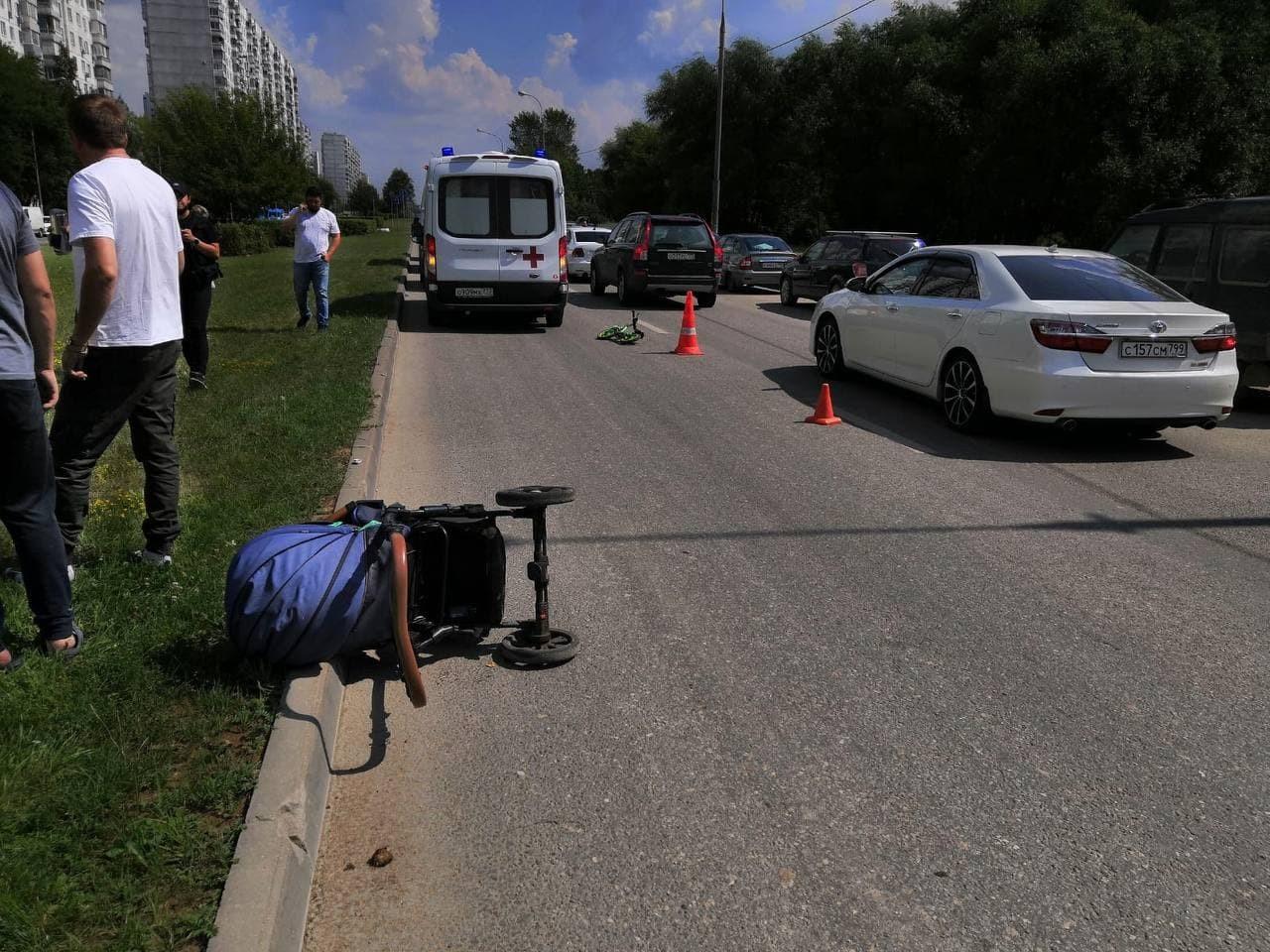 Новороссийцы обсуждают резонансное ДТП: девушка сбила троих детей на пешеходном переходе в Москве (видео)