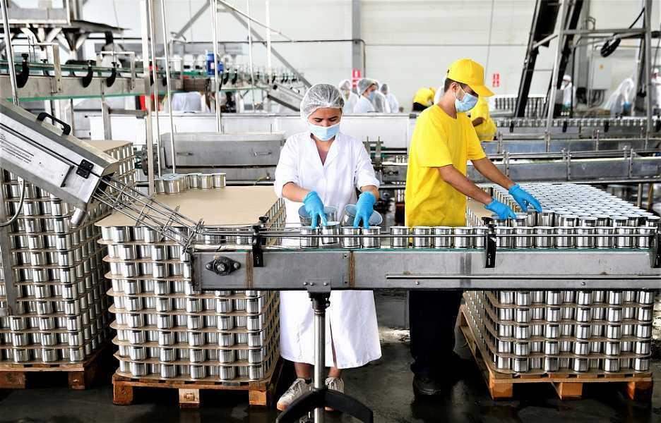 Игорь Галась: «Благодаря нацпроекту удалось увеличить производство на консервном предприятии Краснодара»