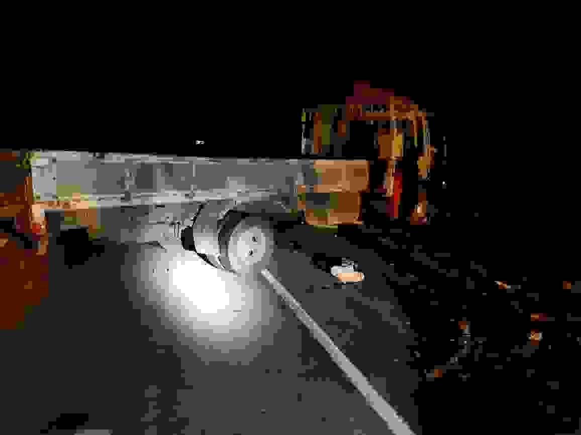 В Новороссийске один мотоциклист погиб, столкнувшись с грузовиком, второй — ранен
