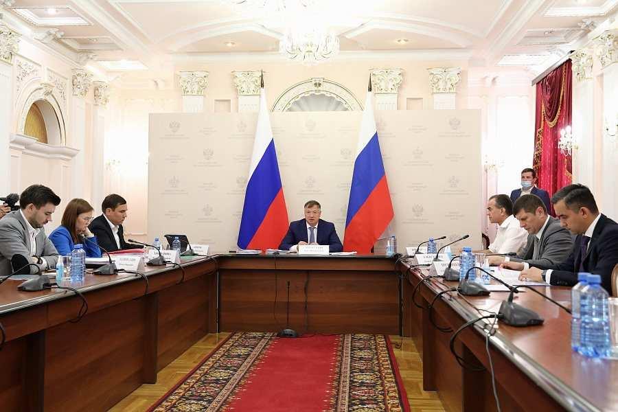 Вице-премьер Марат Хуснуллин прибыл в Краснодарский край с рабочим визитом