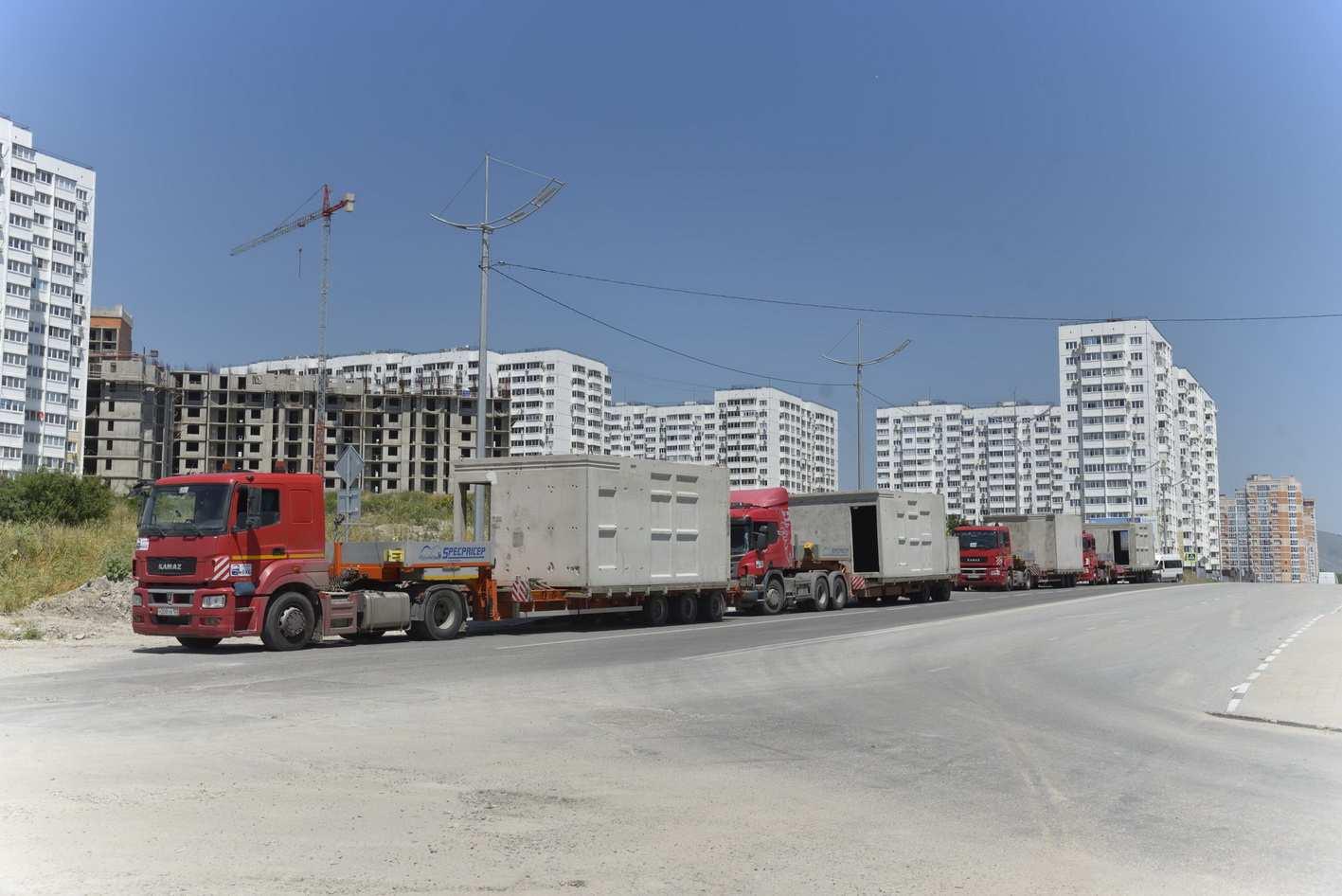 Глава Новороссийска посетил строительство новой дороги на Мурата Ахеджака
