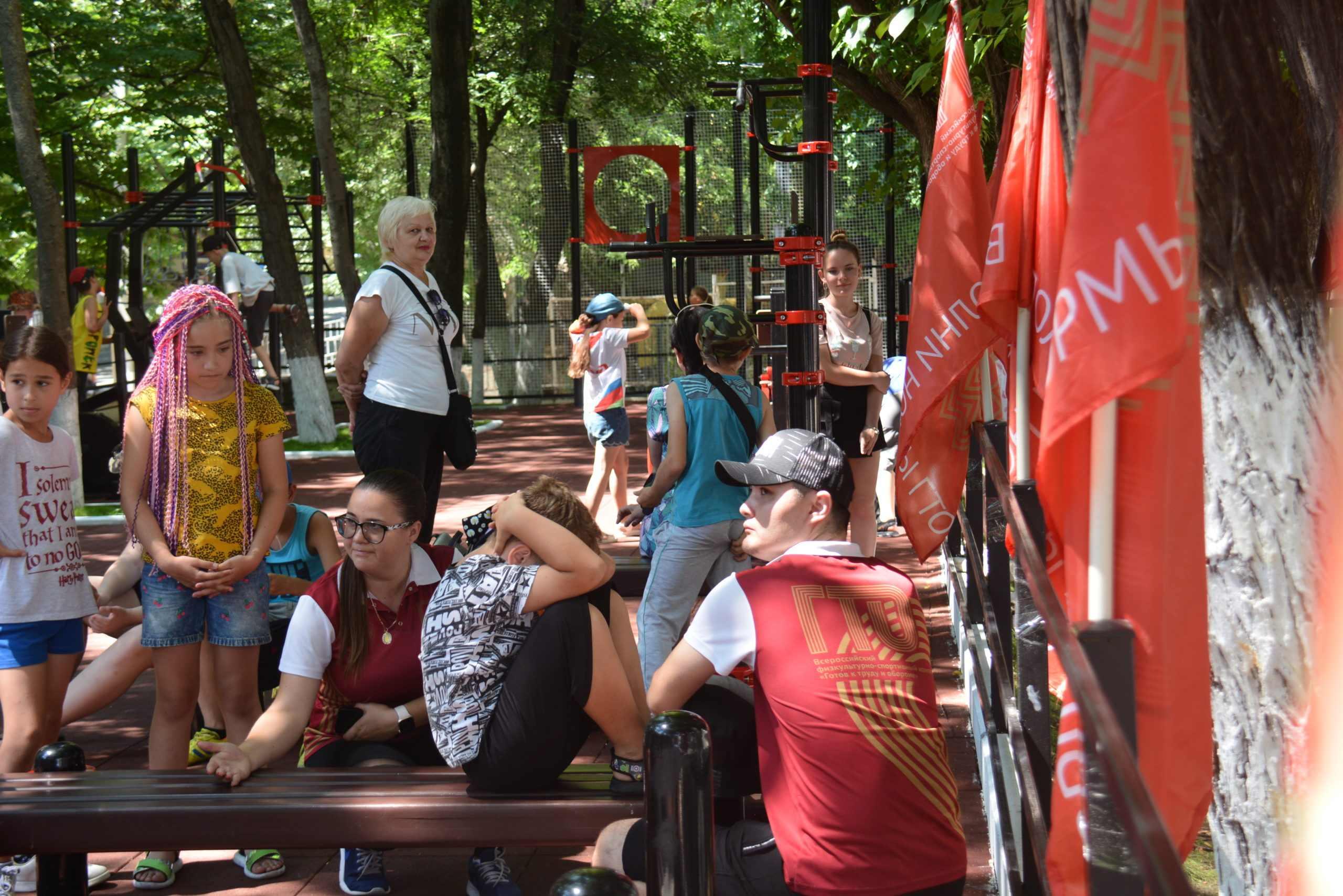Новороссийск вошёл в пятёрку лидеров  Кубани по сдаче нормативов ГТО