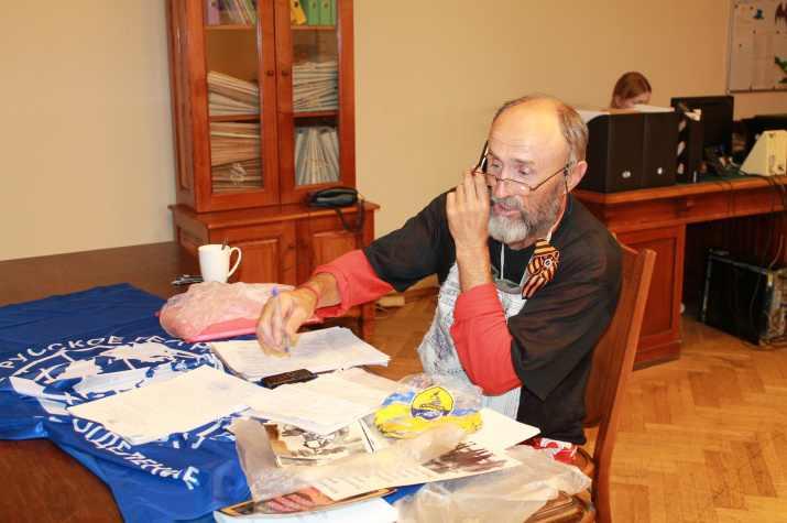 Путешественник из Новороссийска Анатолий Цепкало собрал на встречу полсотни родственников со всей страны
