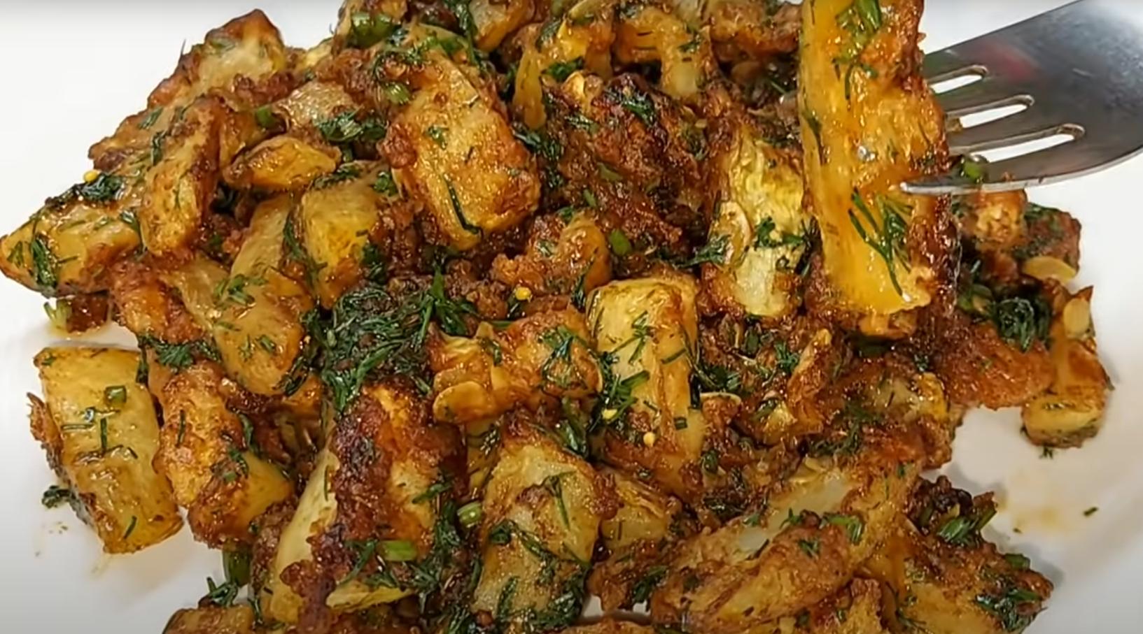 Кабачки «по-корейски» — так вы еще точно не готовили!