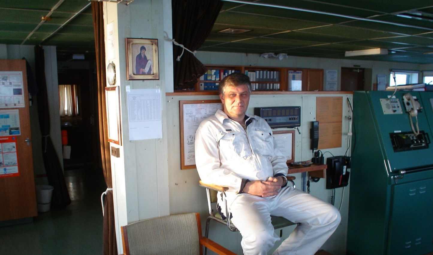 Море надо полюбить: история новороссийского капитана