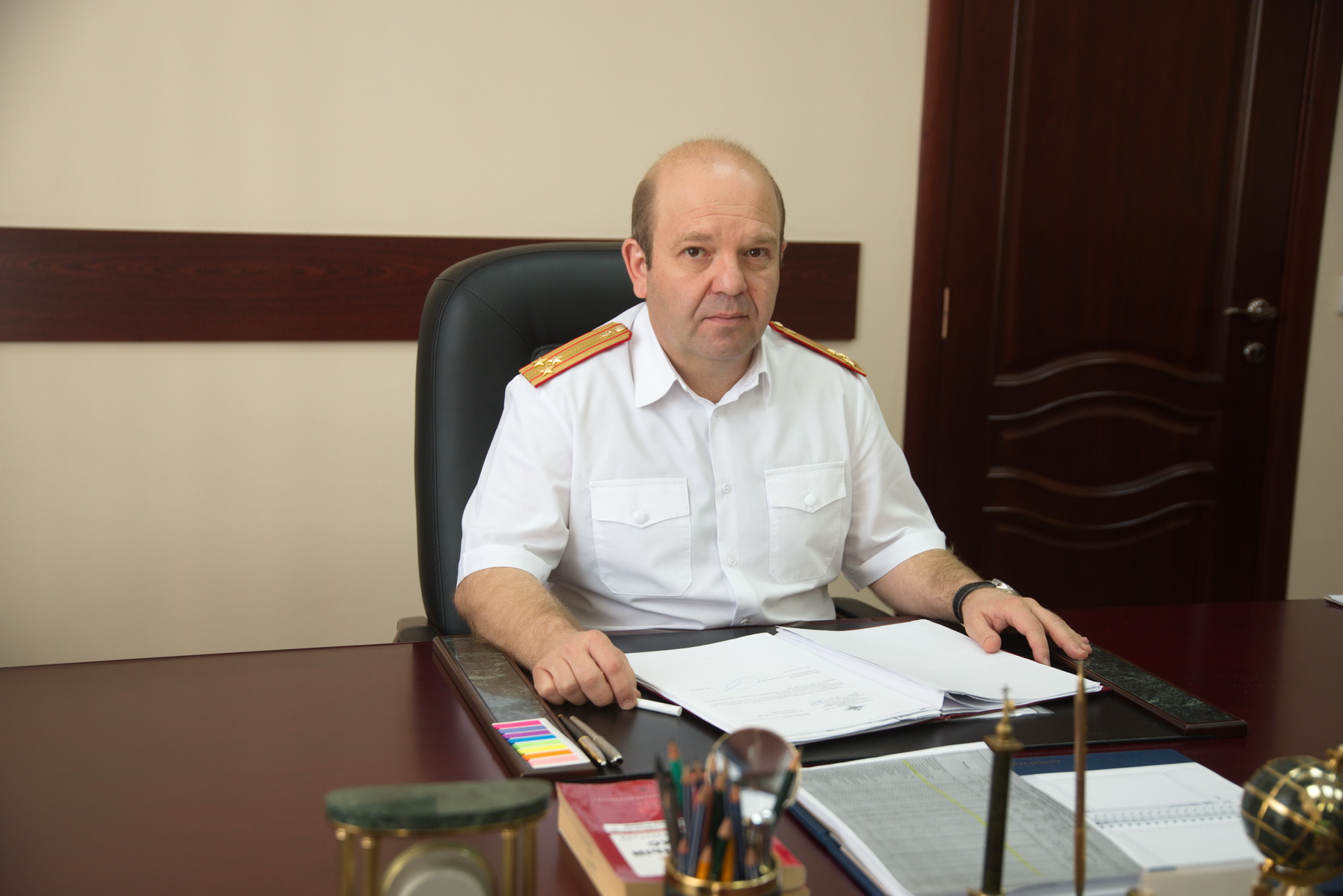 25 июля следователи России отметили свой профессиональный праздник