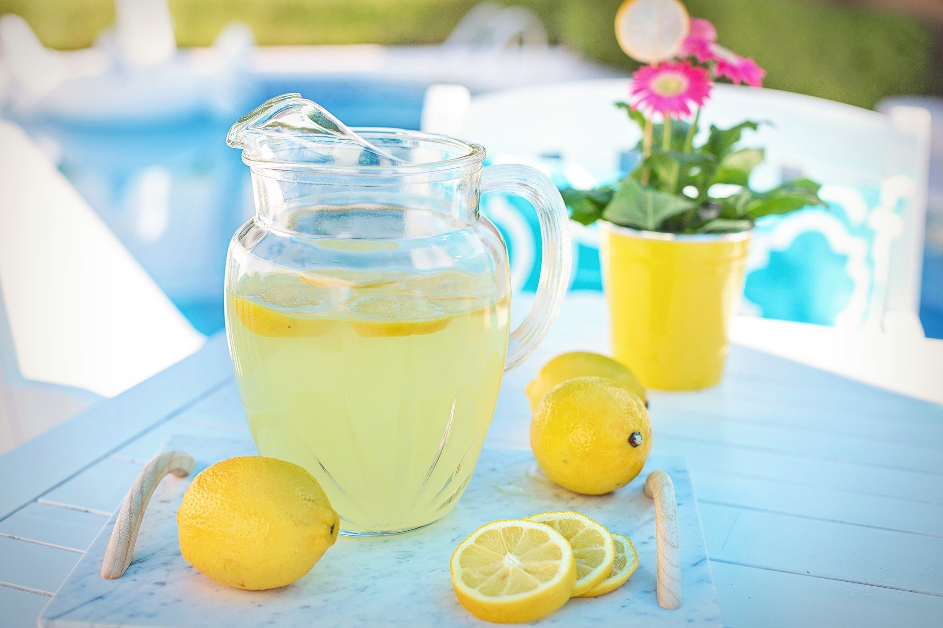 5 рецептов домашнего лимонада: вкуснее и полезнее, чем из магазина