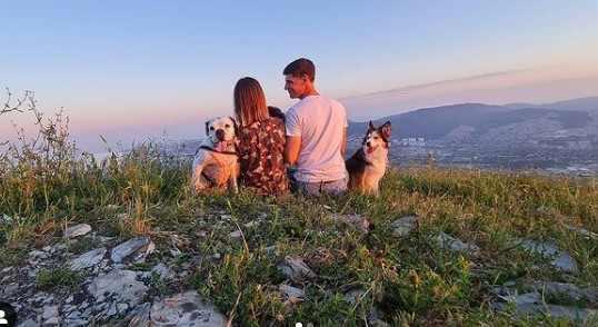 В сериале для «России 1» снимается новороссийская собака. По слухам, в кино взяли и ее подружку