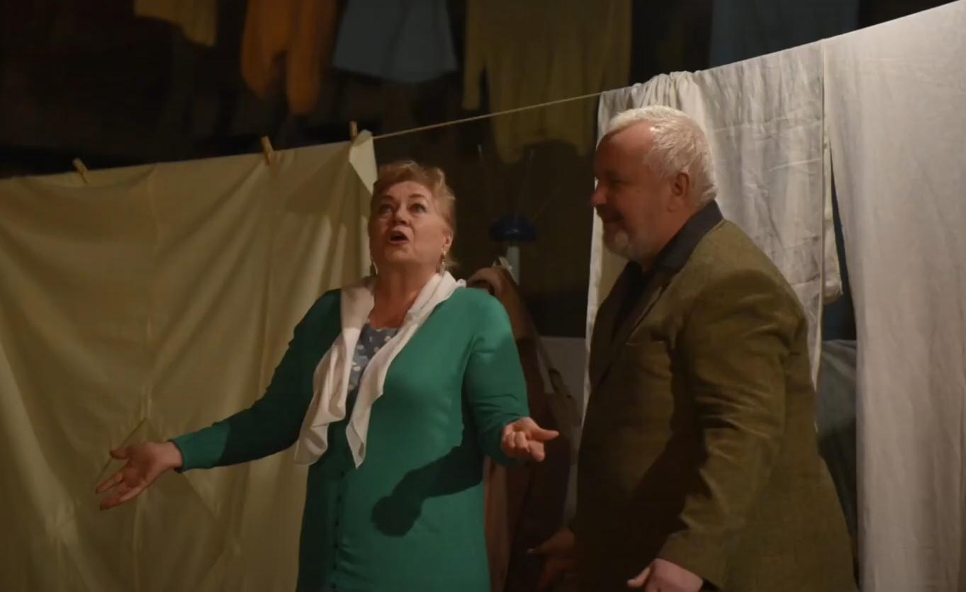 Новороссийские актеры выступили на фестивале «Улица Чехова»