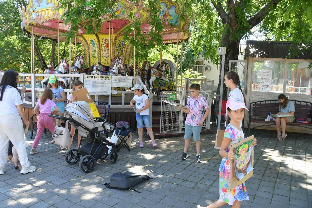 В Новороссийске многодетным продадут билеты на аттракционы за полцены