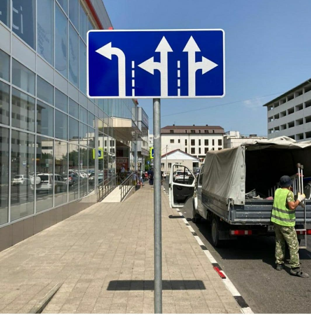 В Новороссийске в центре изменилась схема движения. Будьте внимательны!