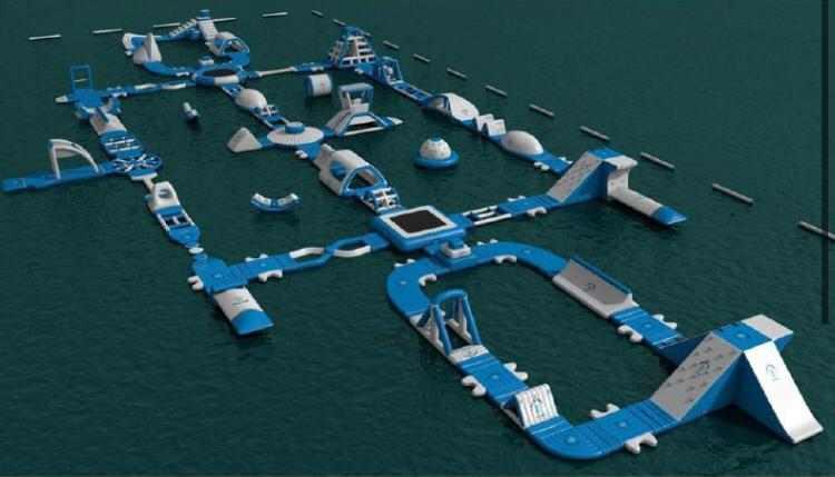 В Новороссийске открылся морской аквапарк. Сколько стоит новый аттракцион?