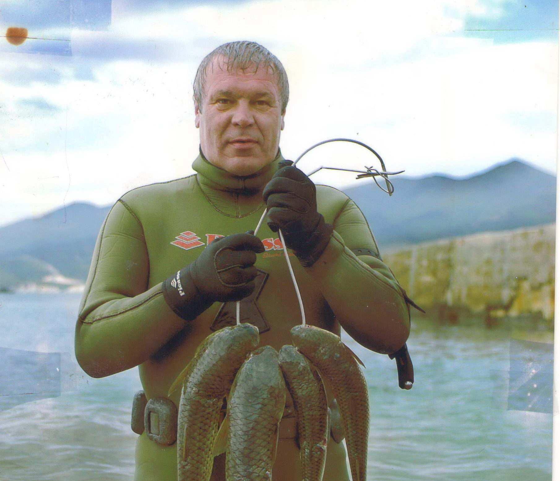 Рыбак из Новороссийска Алексей Гришин победил в первом российском чемпионате по подводной охоте